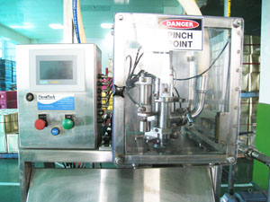 Soft Bag Filling Machine